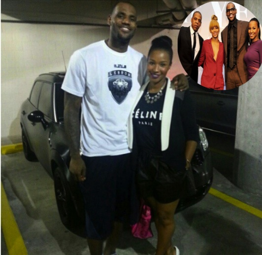 Beyonce & Jay Z Perform At Lebron James' Reception, Meanwhile Guests Remain Tight Lipped About Hush Hush Weekend Wedding