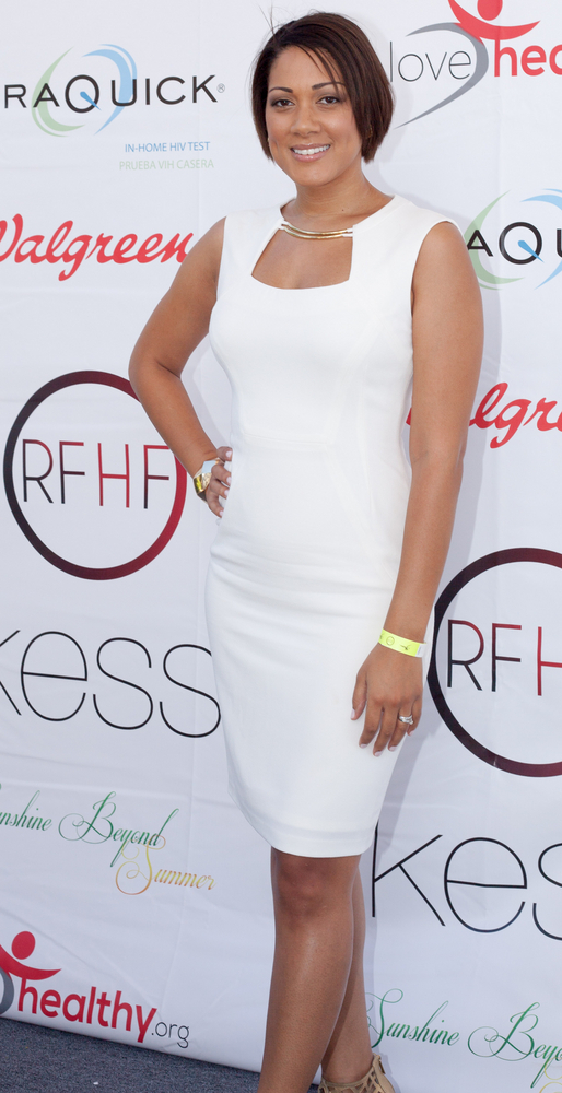 Robi Reed's 11th Annual Sunshine Beyond Summer Celebration - Arrivals