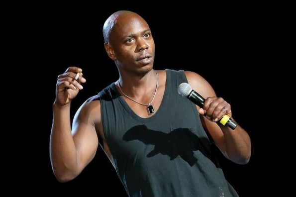 dave chappelle-responds to being booed-hardford connecticut show-the jasmine brand