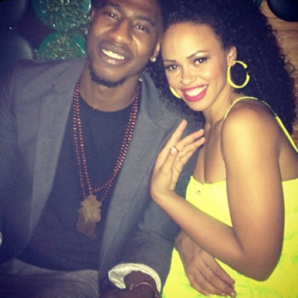 elle varner-breaks up with boyfriend-iman shumpert-new york knicks-the jasmine brand