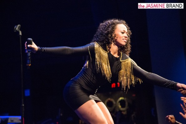 elle varner-howard theatre dc show-the jasmine brand