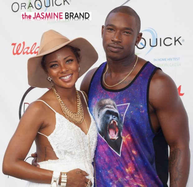 Eva Marcille Makes Pregnancy Debut @ Robi Reed's Sunshine Beyond Party + Keri Hilson, Wendy Raquel & Tatyana Ali Spotted