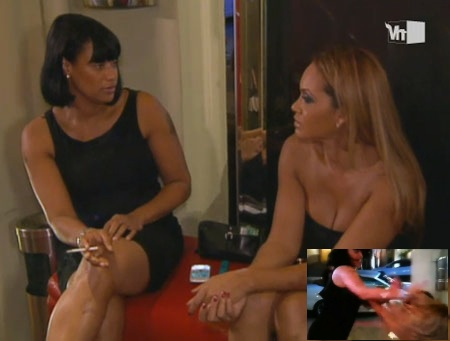 evelyn lozada and tami roman fight-the jasmine brand