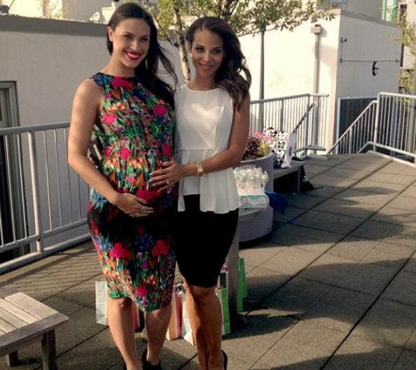 f-single ladies actress-denise vasi-bridal shower 2013-the jasmine brand