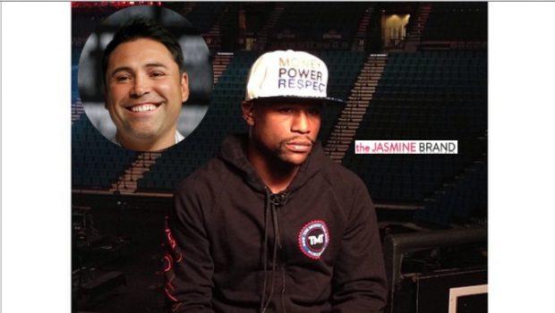 Floyd Mayweather Apologizes For Poking Fun of Oscar De La Hoya's Drug Addiction: 'I Stand By Him Unconditionally'