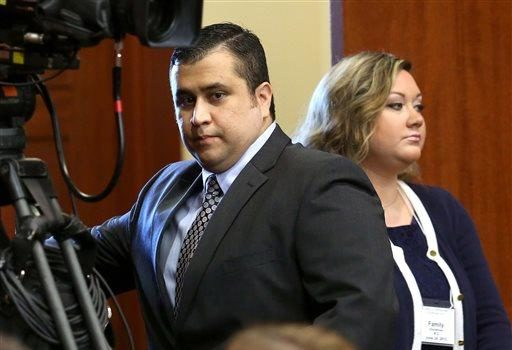 [UPDATED] George Zimmerman Taken Into Custody After Allegedly Attacking Wife's Father