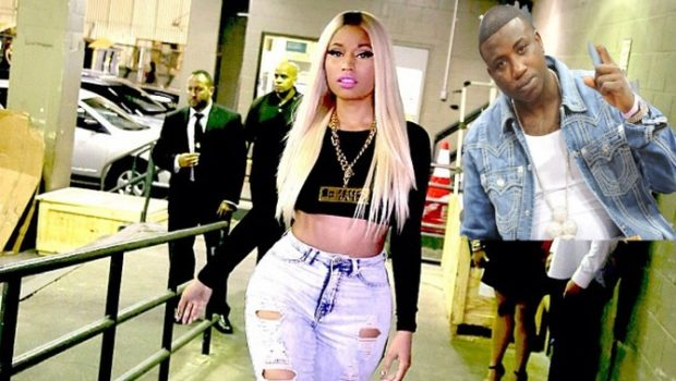 Nicki Minaj Blasts Rapper Gucci Mane For Implying They've Had 'Relations': He Needs Rehab!