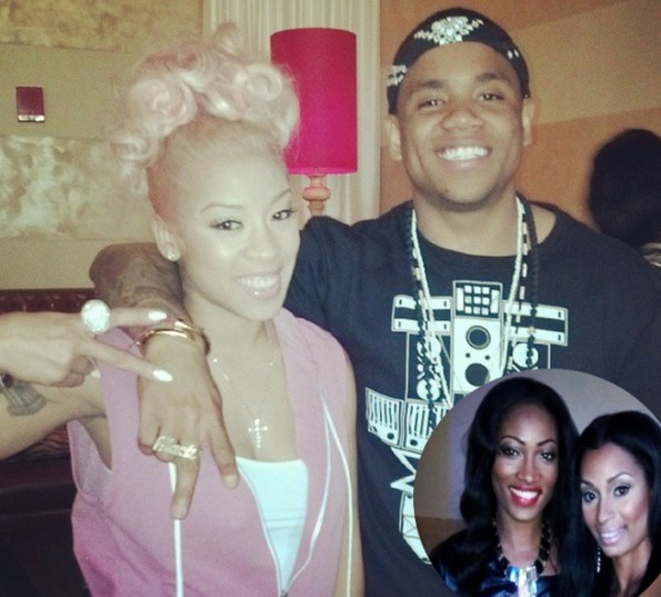 hip hop awards weekend-bet-keyshia cole-tristan wilds-erica dixon-the jasmine brand