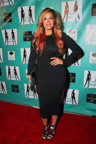 hollywood exes-sheree fletcher-laura govan birthday party 2013-the jasmine brand