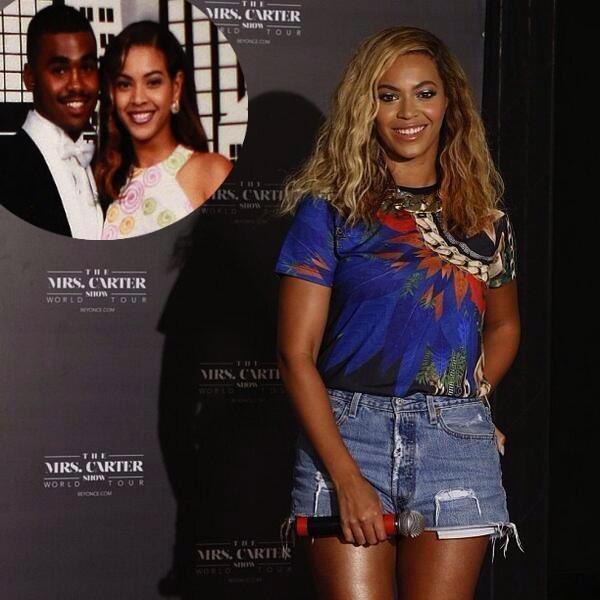 Beyonce's Alleged High School Boyfriend Speaks Out … But Do We Believe Him?