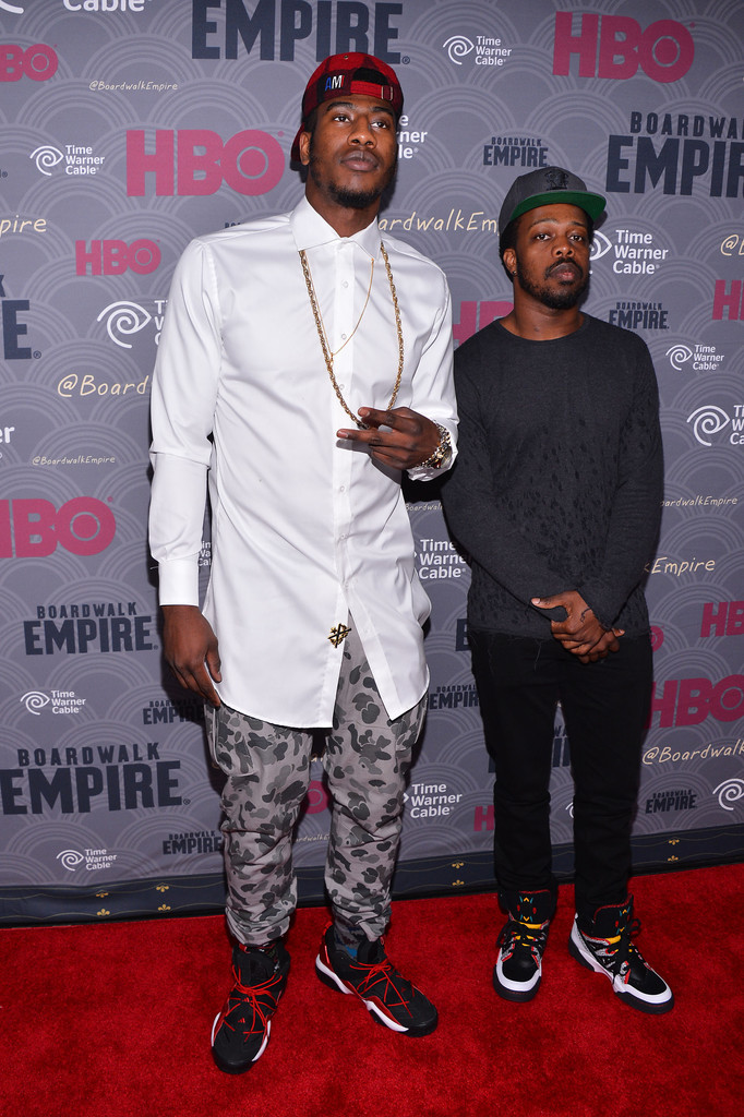 iman shumpert-boardwalk empire season 4 premiere-the jasmine brand