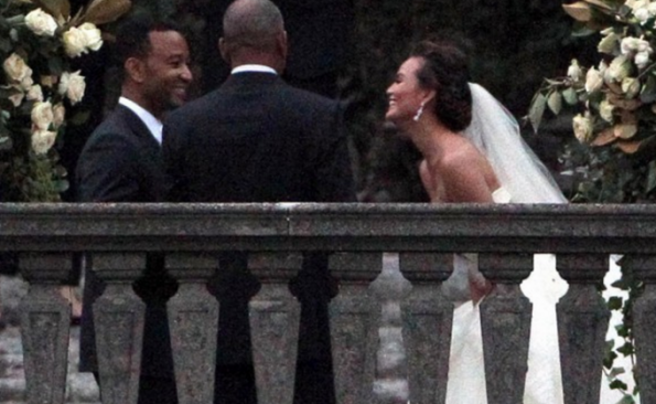 john legend-chrissy teigen-married in italy-the jasmine brand