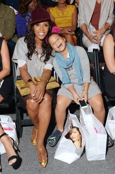 june ambrose-daughter summer-new york fashion week front row supima-the jasmine brand