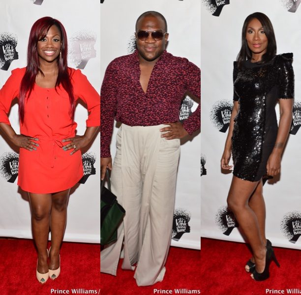 Spotted. Stalked. Scene. Kandi Burrus Hits 'Da Kink In My Hair'; R.Kelly, Karlie Redd Party in ATL + More Celeb Stalking