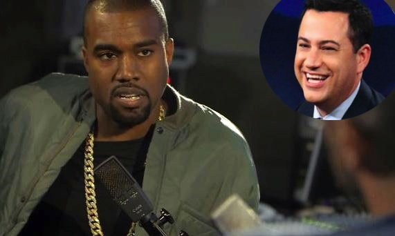 [VIDEO] Kanye West Blasts Jimmy Kimmel: 'You Manipulative Media Mutherf***r!'