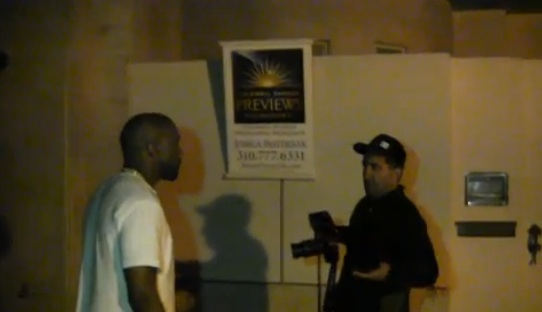 kanye west-confronts paparazzi-after kimmel spoof-the jasmine brand