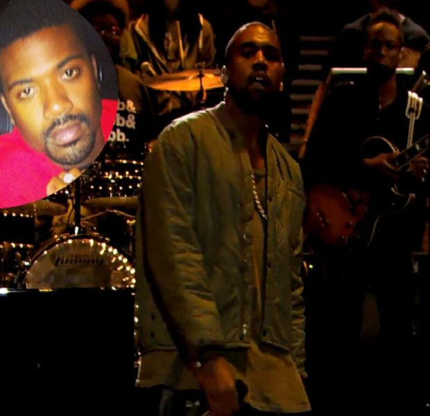 [WATCH] Kanye West Calls Out Brandy's Little Brother Ray J: You're Lame!