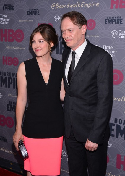 kelly macdonald-steve buscemi-boardwalk empire season 4 launch-the jasmine brand