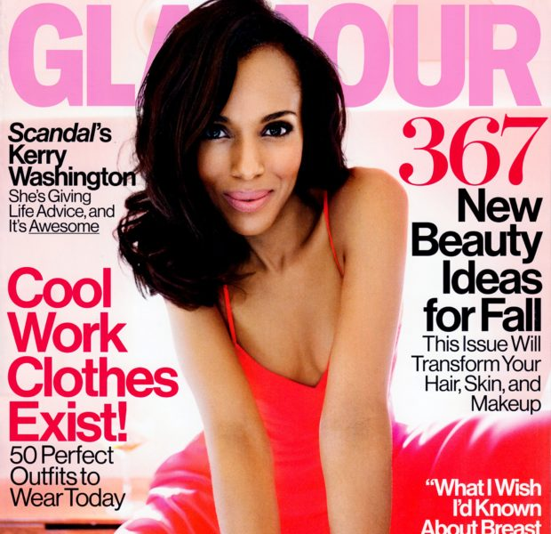 Kerry Washington Fesses Up About Why She Kept Her Marriage Top Secret