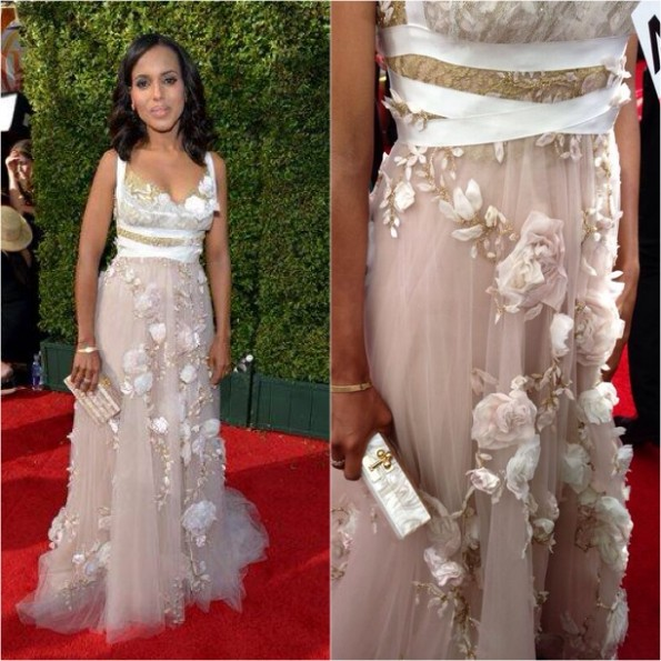kerry washington-pregnancy rumors 2013-emmys red carpet-the jasmine brand