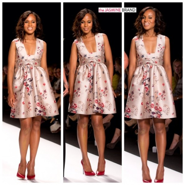 kerry washington-project runway-new york fashion week 2013-the jasmine brand