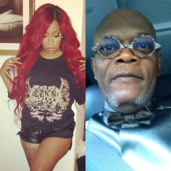 kmichelle-tax line-samuel l jackson-loses virginity at 11-the jasmine brand
