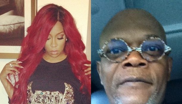 Samuel L. Jackson Talks Losing His Virginity At Age 11 + IRS Slaps K.Michelle With $52k tax lien