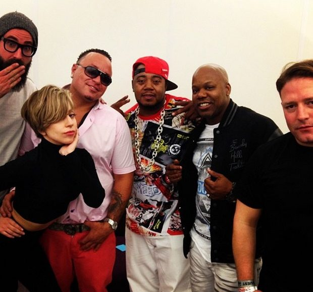 Labor Day Weekend Stalking: Amber Rose, Lady Gaga & Too Short, Brooke Bailey & Other Famous Folk