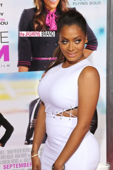 lala anthony-baggage claim premiere-the jasmine brand