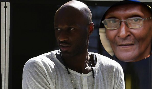 Lamar Odom Speaks Out for the First Time Since Addiction Reports, Blames Father For His Demons