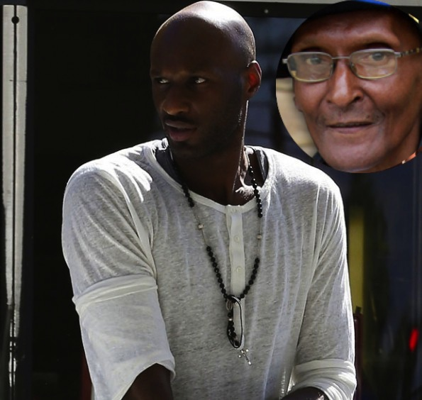lamar odom-breaks silence on twitter-attacks father joe-the jasmine brand