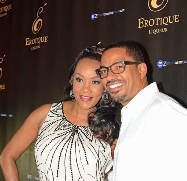 [Photos] Vivica A. Fox, Laz Alonso & Elle Varner Hit DC