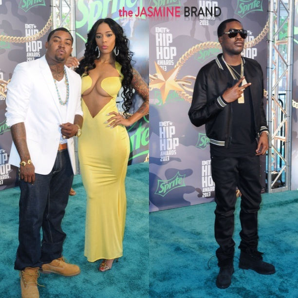 lil scrappy-meek mill-bet hip hop awards 2013-the jasmine brand