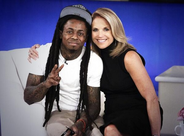 lil wayne-katie couric-talks syrup and dropping out of high school-the jasmine brand