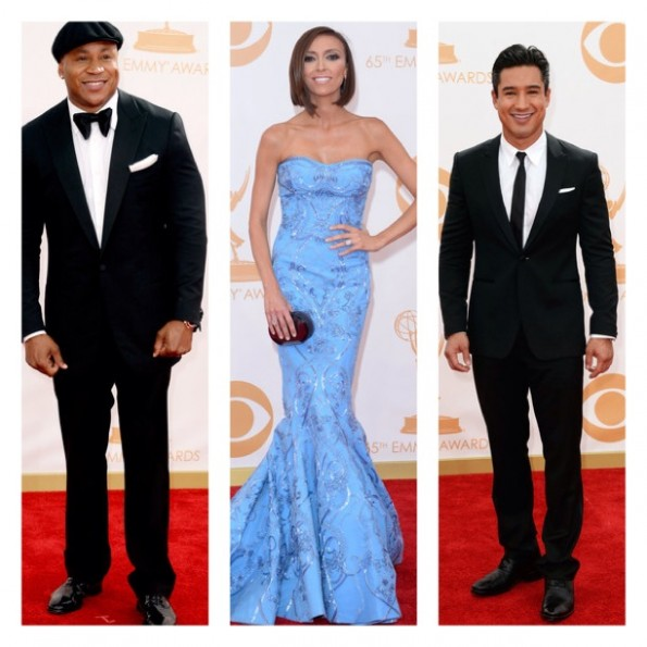 ll cool j-guliani-mario lopez-emmy awards 2013-the jasmine brand