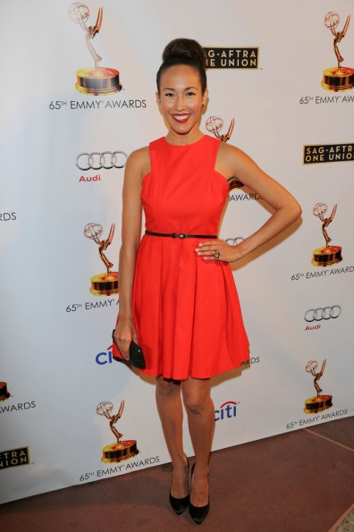 65th Annual Primetime Emmy Awards - Dynamic & Diverse Nominee Celebration Hosted by the Television Academy and SAG-AFTRA - Arrivals