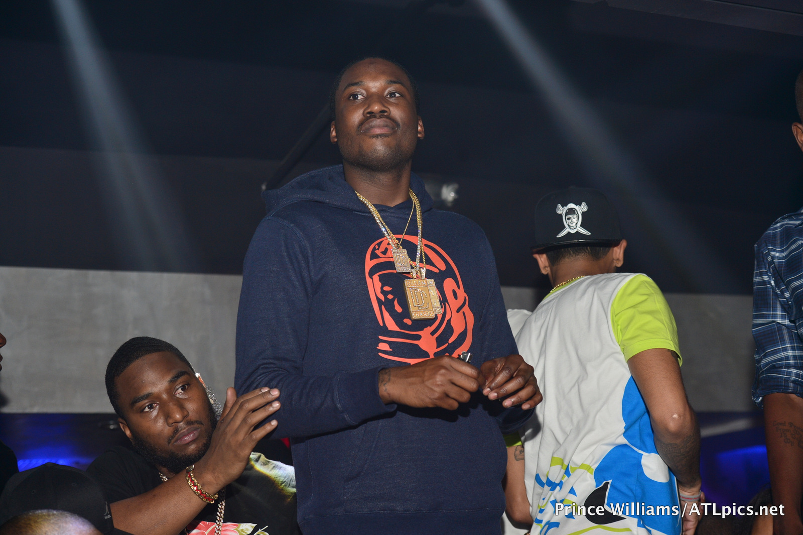 Meek Mill Sentenced To 2-4 Years In State Prison