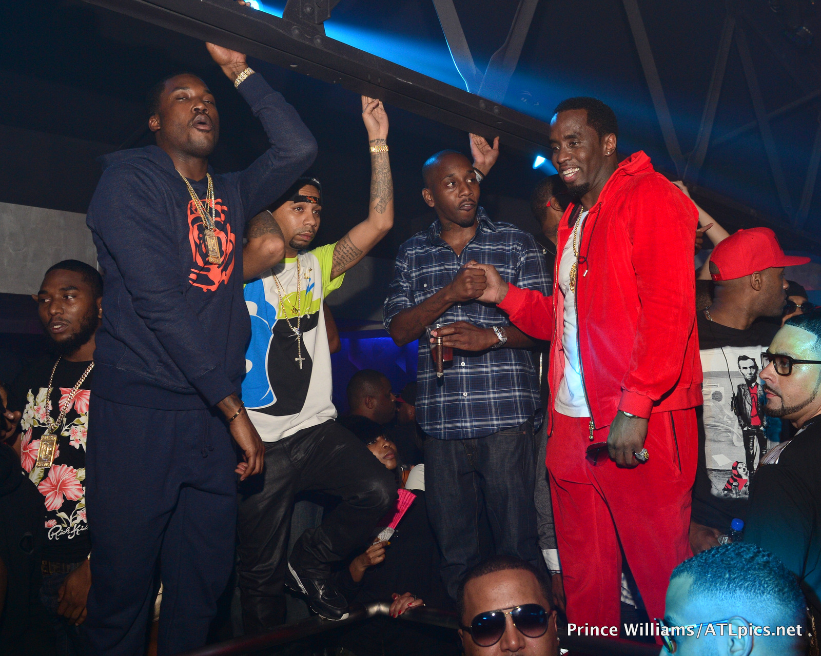 meek mill-diddy-bet hip hop awards-the jasmine brand