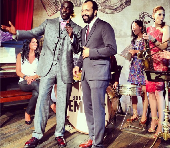 michael k williams-jeffrey wright-boardwalk empire season 4 launch-the jasmine brand