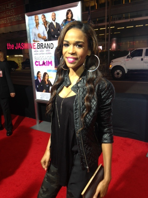 michelle williams-baggage claim premiere-los angeles-the jasmine brand