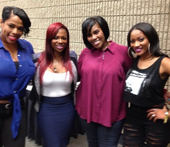nicci gilbert-kandi burruss-kelly price-erica dixon-for sisters only 2013-the jasmine brand