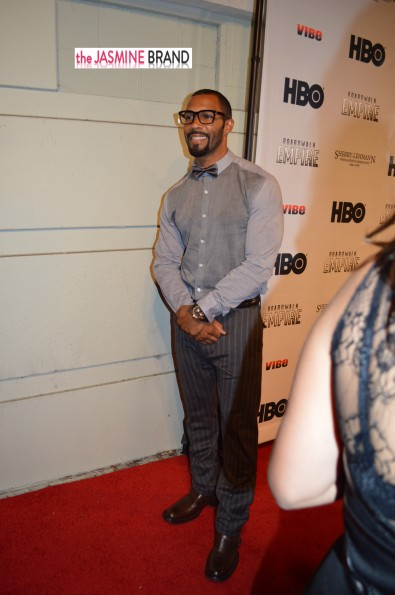 omari hardwick-los angeles premiere-boardwalk empire 2013-the jasmine brand