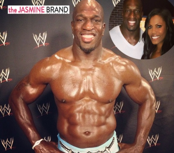 omarosa-dating wwe wrestler Titus O'Neil-the jasmine brand