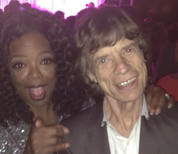 oprah winfrey-mick jagger-jimmy iovine party 2013-the jasmine brand