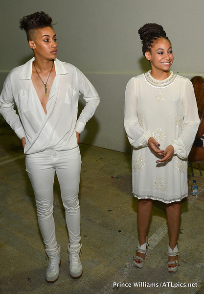 raven symone-luda day weekend white party 2013-the jasmine brand