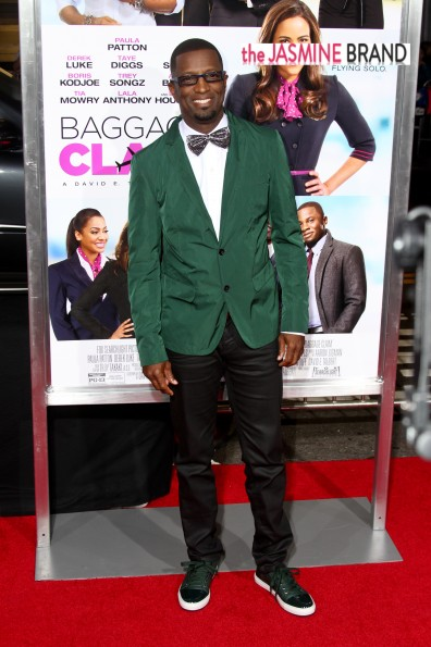 ricky smiley-baggage claim premiere-los angeles-the jasmine brand