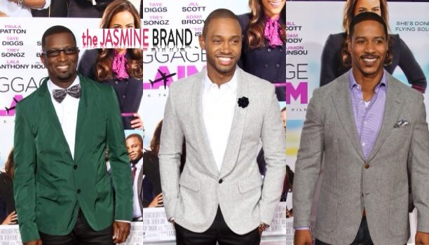 Trey Songz, Lauren London, Jill Scott, Lala Anthony & More Attend 'Baggage Claim' Premiere