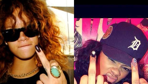 [WATCH] Full Fledge Twitter Beef Ignites Between Rihanna & Teyana Taylor