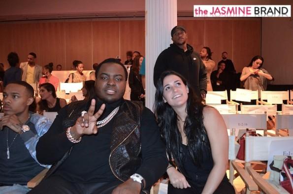 sean kingston-i am angela fashion show nyfw-the jasmine brand
