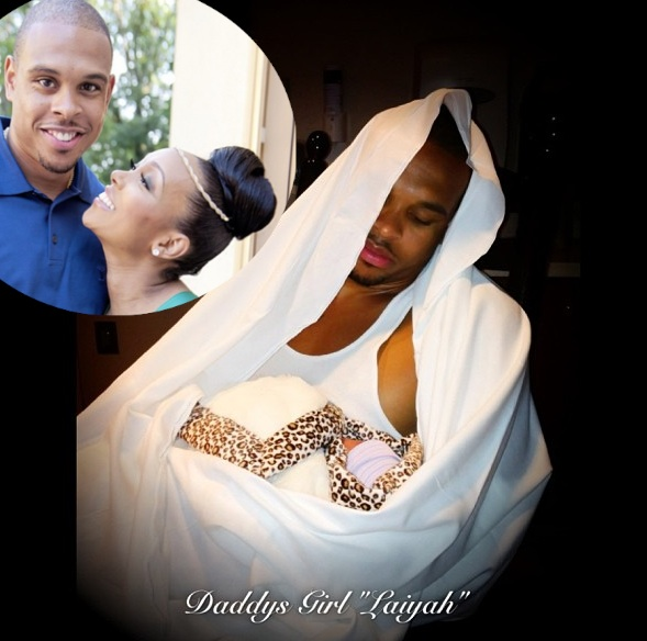 Ovary Hustlin': Singer Monica & NBA Baller Shannon Brown Welcome Healthy Baby Girl, Laiyah